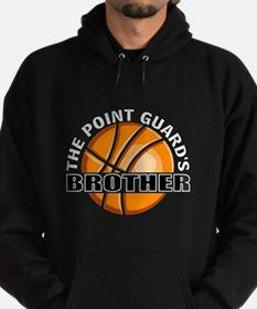 Basketball brother pg Hoodie