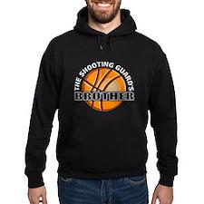 Basketball brother sg Hoodie