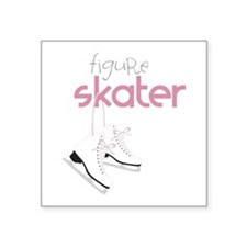 Figure Skater Sticker