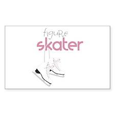 Figure Skater Bumper Stickers