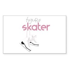 Figure Skater Stickers