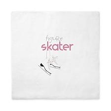 Figure Skater Queen Duvet