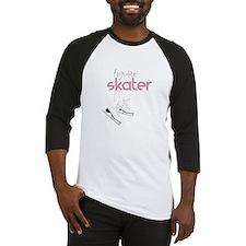 Figure Skater Baseball Jersey