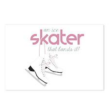 Skater Lands It Postcards (Package of 8)