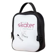 Skater Lands It Neoprene Lunch Bag