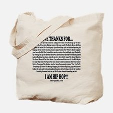 Give Thanks Tote Bag