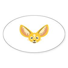 Big Ears Decal