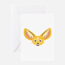 Big Ears Greeting Cards