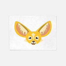 Big Ears 5'x7'Area Rug