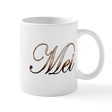 Gold Mei Mugs