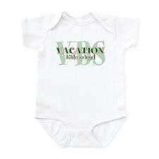 Unique God in schools Infant Bodysuit