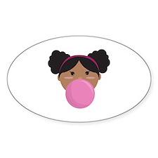 Bubble Gum Decal