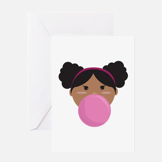 Bubble Gum Greeting Cards