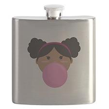 Bubble Gum Flask