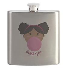 Bubble Gum Princess Flask