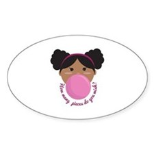 Bubble Gum Wish Decal