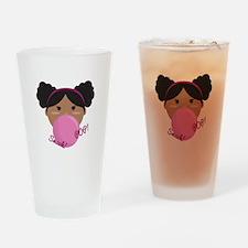 Smack Pop Drinking Glass