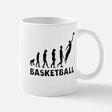 Basketball Dunk Evolution Mugs