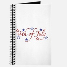 4th of July Journal