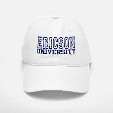 ERICSON University Baseball Baseball Cap