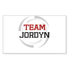 Jordyn Rectangle Decal