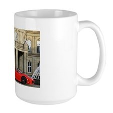 A red sports car from Maranello, Italy Mug