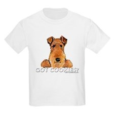 Welsh Terrier Cookies T-Shirt