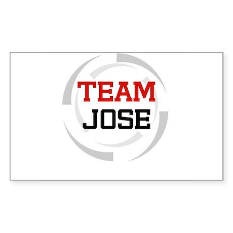 Jose Rectangle Sticker