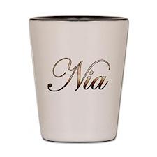 Cool Nia Shot Glass