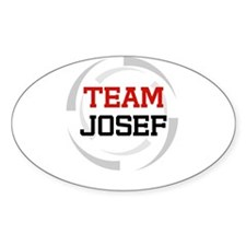Josef Oval Decal