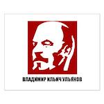 Lenin Small Poster