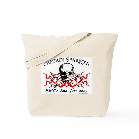 Captain Sparrow Tour Tote Bag