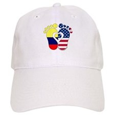 Colombian American Baby Baseball Cap