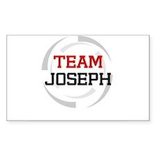 Joseph Rectangle Decal