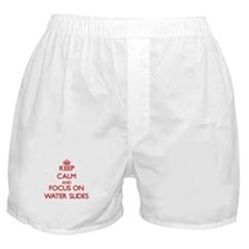 Carry on and keep calm Boxer Shorts