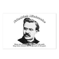 Friedrich Nietzsche 04 Postcards (Package of 8)