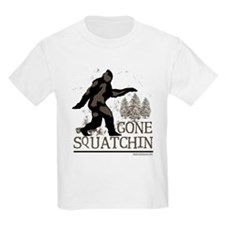gonesquatchinRESIZED T-Shirt