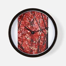 Cute Forrest Wall Clock
