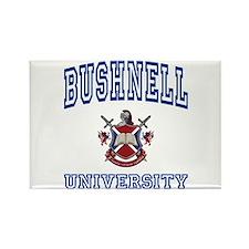 BUSHNELL University Rectangle Magnet