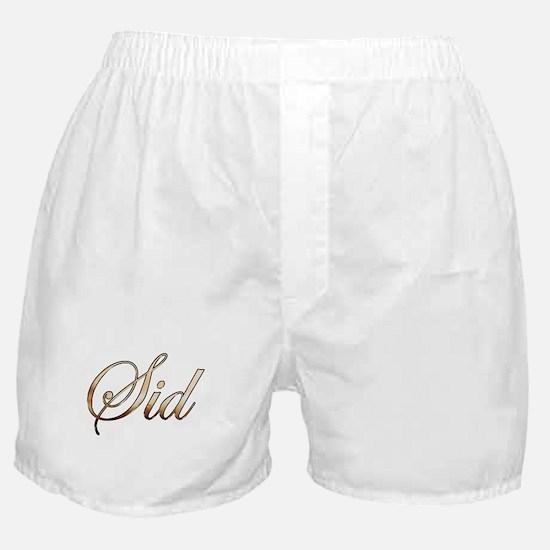 Cool Sid Boxer Shorts