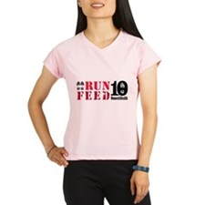 RUN 10 FEED 10 Performance Dry T-Shirt