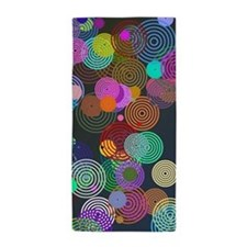 Tiny ripples Beach Towel