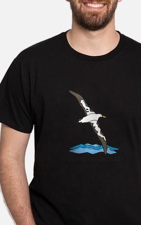 Albratross Bird T-Shirt