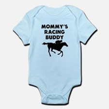 Mommys Racing Buddy Body Suit