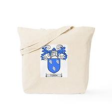 TOBIN Coat of Arms Tote Bag