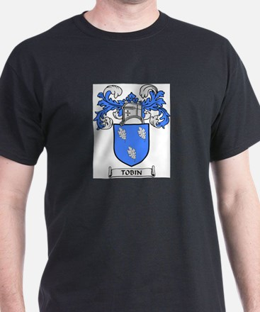 TOBIN Coat of Arms T-Shirt
