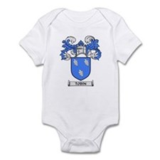 TOBIN Coat of Arms Infant Bodysuit