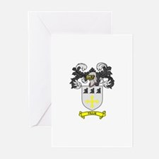 TILLIE Coat of Arms Greeting Cards (Pk of 10)
