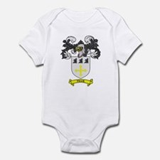 TILLIE Coat of Arms Infant Bodysuit