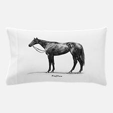 "Thoroughbred ""Ruffian"" Pillow Case"